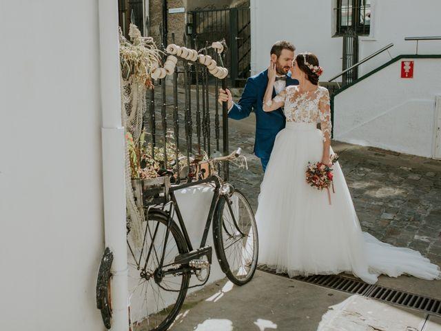 La boda de Iker y Bea en Getxo, Vizcaya 16