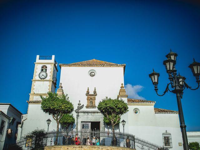 La boda de Alejandro y Maite en Algeciras, Cádiz 16