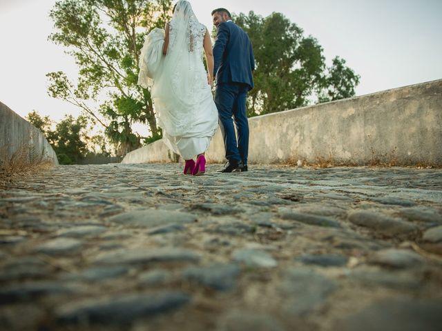 La boda de Alejandro y Maite en Algeciras, Cádiz 21