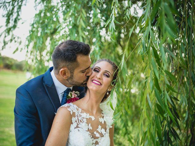La boda de Alejandro y Maite en Algeciras, Cádiz 23