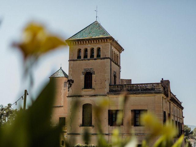 La boda de Germán y Ángela en Banyeres Del Penedes, Tarragona 3