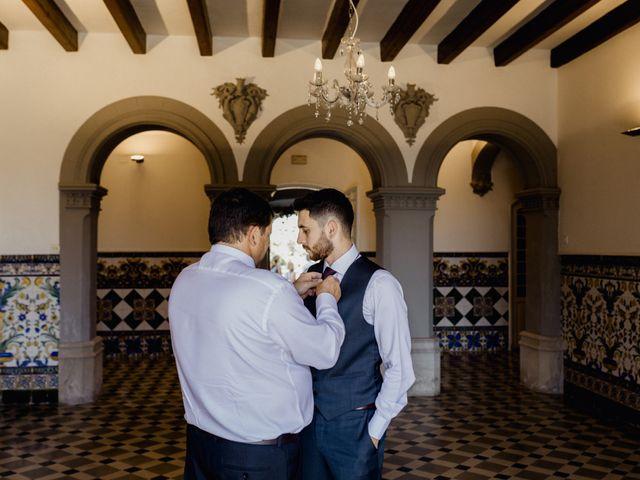 La boda de Germán y Ángela en Banyeres Del Penedes, Tarragona 37