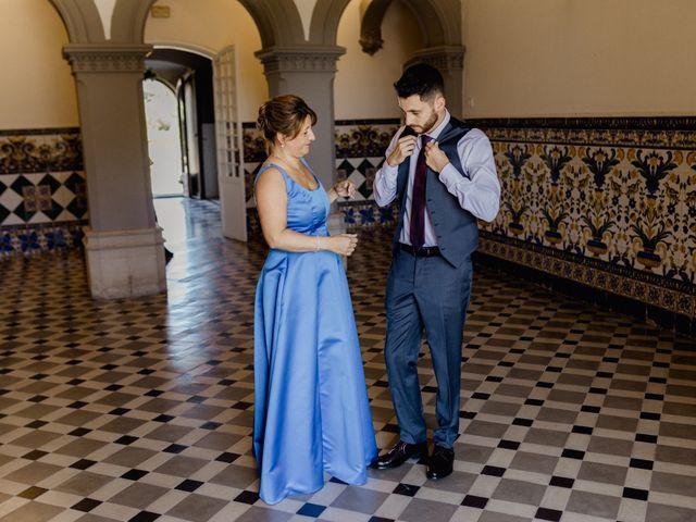 La boda de Germán y Ángela en Banyeres Del Penedes, Tarragona 38