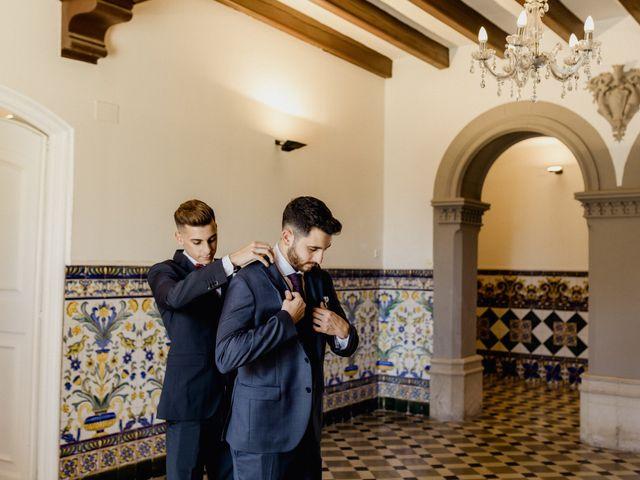 La boda de Germán y Ángela en Banyeres Del Penedes, Tarragona 40