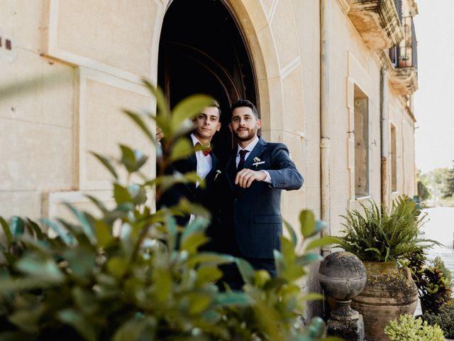 La boda de Germán y Ángela en Banyeres Del Penedes, Tarragona 44