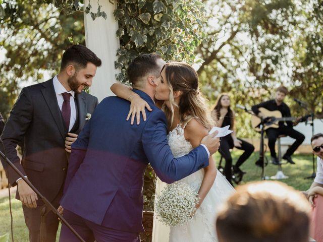 La boda de Germán y Ángela en Banyeres Del Penedes, Tarragona 88