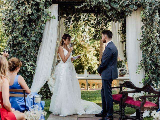 La boda de Germán y Ángela en Banyeres Del Penedes, Tarragona 101
