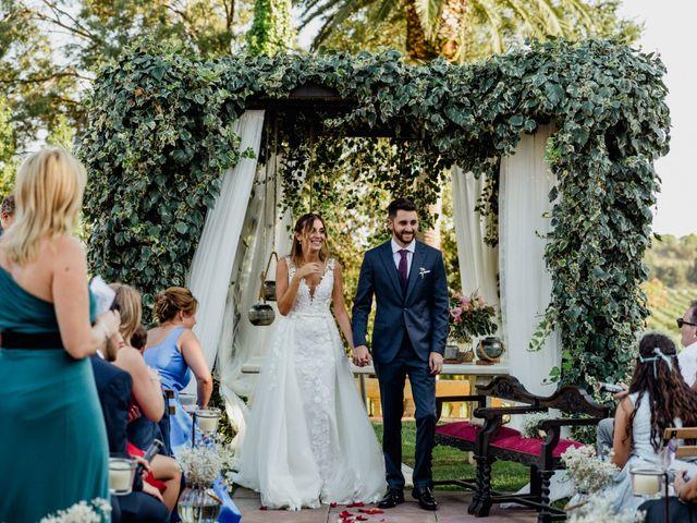 La boda de Germán y Ángela en Banyeres Del Penedes, Tarragona 120