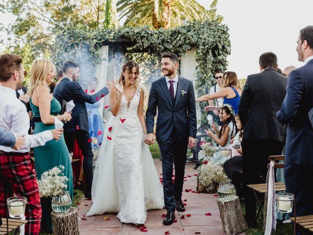 La boda de Germán y Ángela en Banyeres Del Penedes, Tarragona 122