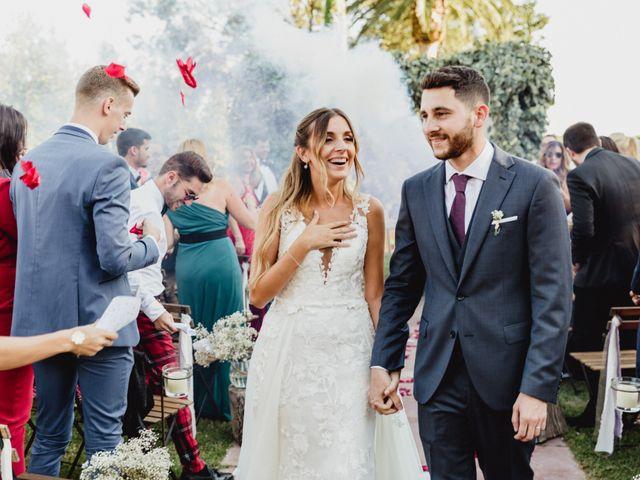 La boda de Germán y Ángela en Banyeres Del Penedes, Tarragona 123