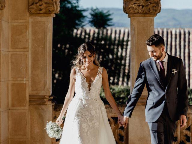 La boda de Germán y Ángela en Banyeres Del Penedes, Tarragona 128