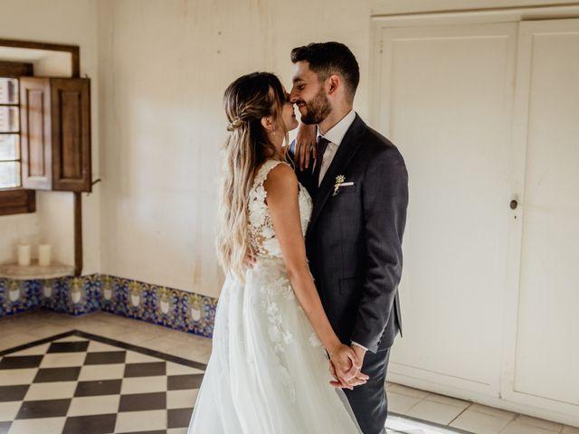 La boda de Germán y Ángela en Banyeres Del Penedes, Tarragona 1