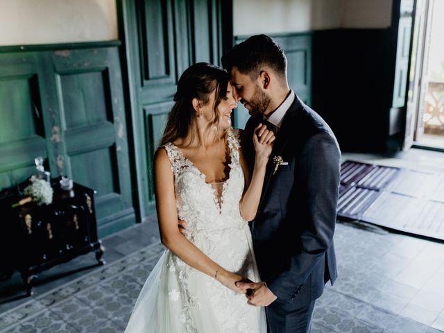 La boda de Germán y Ángela en Banyeres Del Penedes, Tarragona 2
