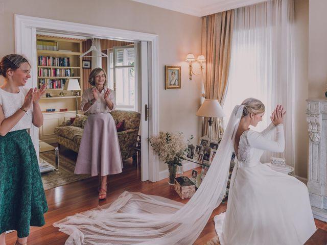 La boda de Jorge y Beatriz en Las Arenas, Vizcaya 8