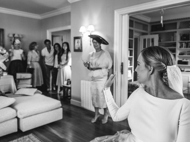 La boda de Jorge y Beatriz en Las Arenas, Vizcaya 9