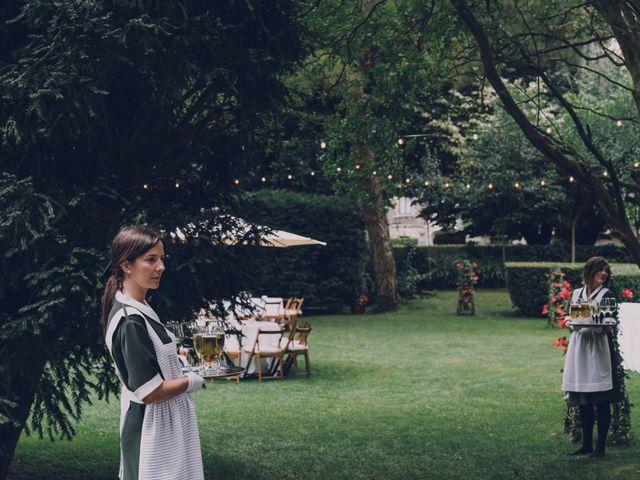 La boda de Jorge y Beatriz en Las Arenas, Vizcaya 32