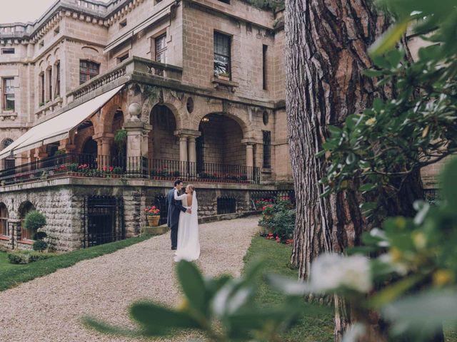 La boda de Jorge y Beatriz en Las Arenas, Vizcaya 34