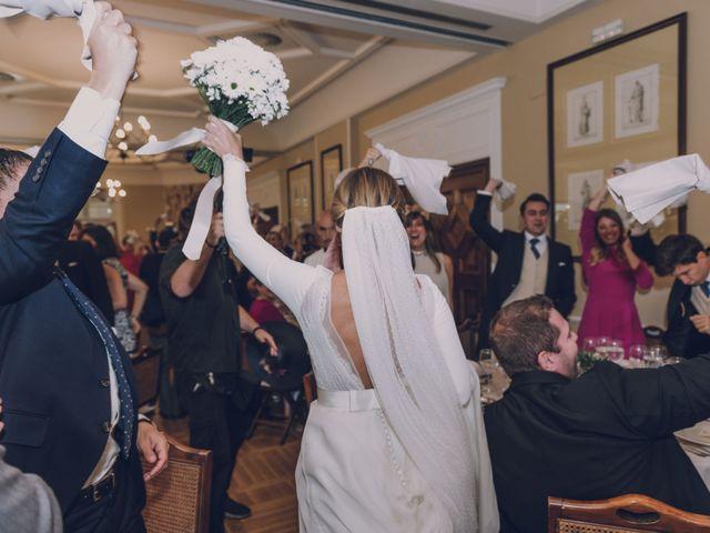 La boda de Jorge y Beatriz en Las Arenas, Vizcaya 61