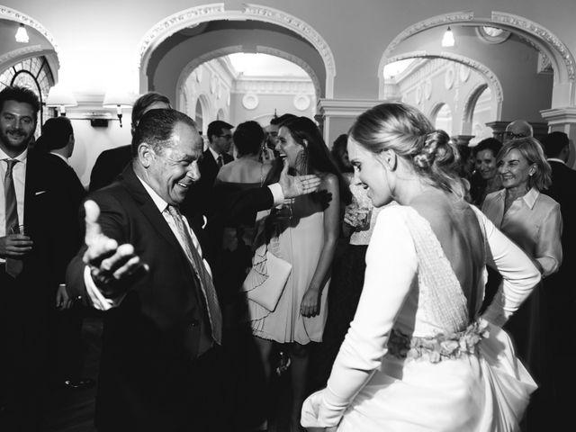 La boda de Jorge y Beatriz en Las Arenas, Vizcaya 76