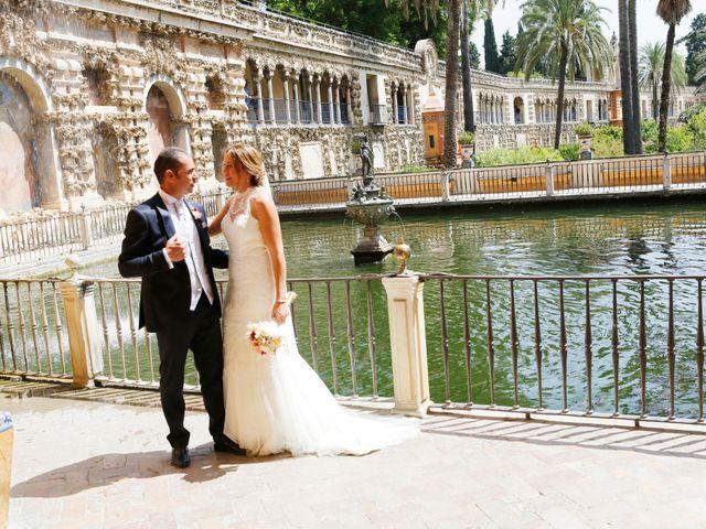 La boda de Chari y Miguel Ángel