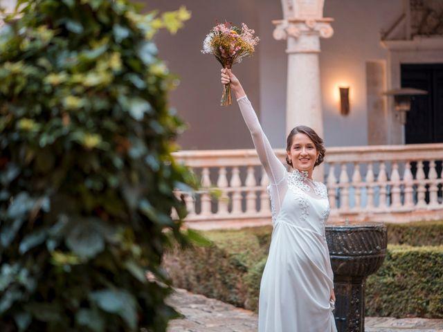 La boda de Carlos y Paula en Lupiana, Guadalajara 16
