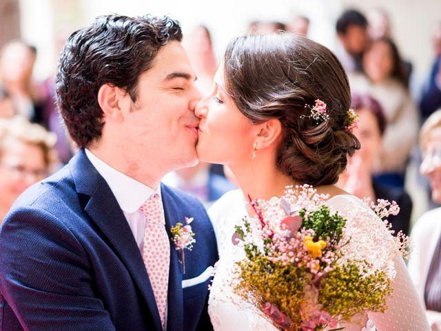 La boda de Carlos y Paula en Lupiana, Guadalajara 25