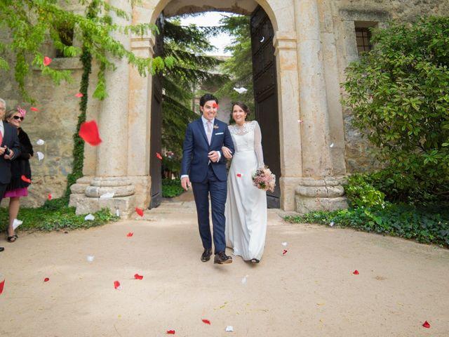 La boda de Carlos y Paula en Lupiana, Guadalajara 27