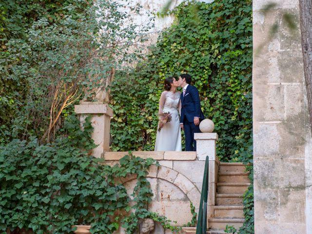La boda de Carlos y Paula en Lupiana, Guadalajara 30