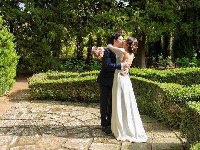 La boda de Carlos y Paula en Lupiana, Guadalajara 32