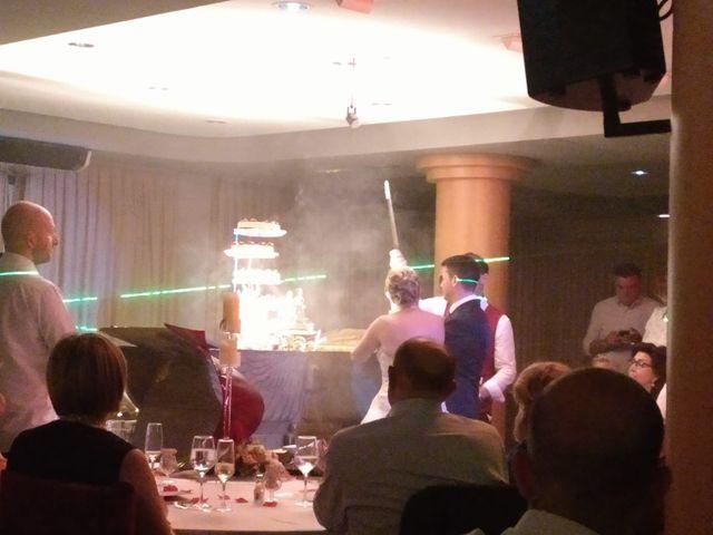 La boda de Borja y Jessica en Mollet Del Valles, Barcelona 6