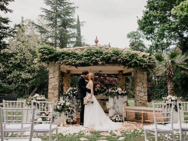La boda de Imma y Pere
