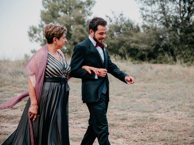 La boda de Ignasi y Carol en Puig-reig, Barcelona 1