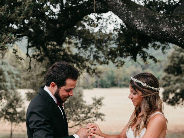 La boda de Ignasi y Carol en Puig-reig, Barcelona 22