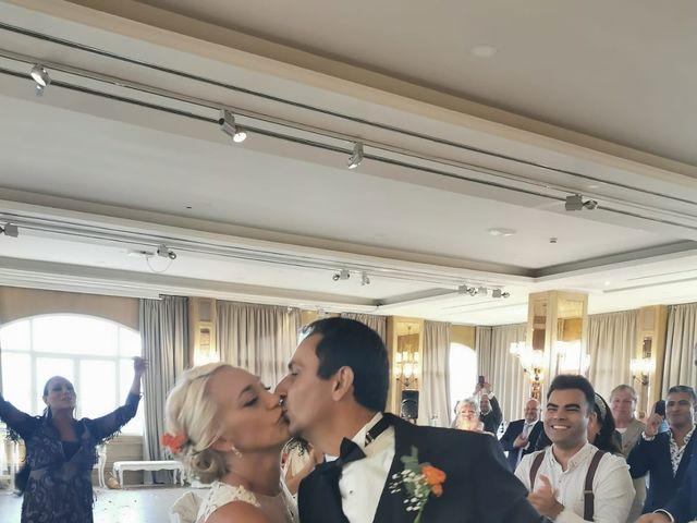 La boda de Carina y Ramin en La Manga Del Mar Menor, Murcia 1
