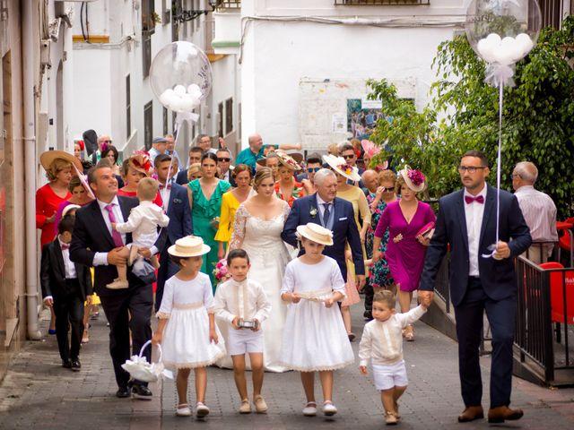 La boda de Manuel y Ana en Molvizar, Granada 13