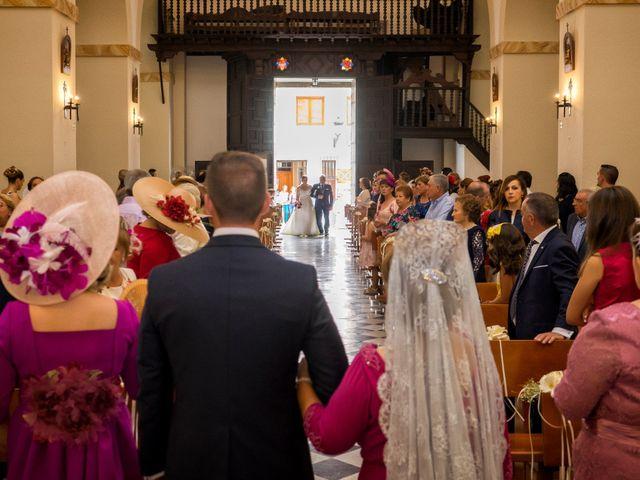 La boda de Manuel y Ana en Molvizar, Granada 14