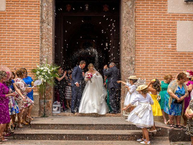 La boda de Manuel y Ana en Molvizar, Granada 16