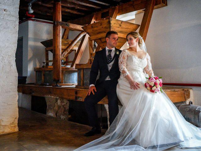 La boda de Manuel y Ana en Molvizar, Granada 18