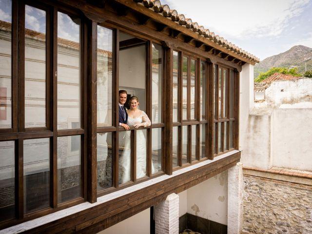 La boda de Manuel y Ana en Molvizar, Granada 19