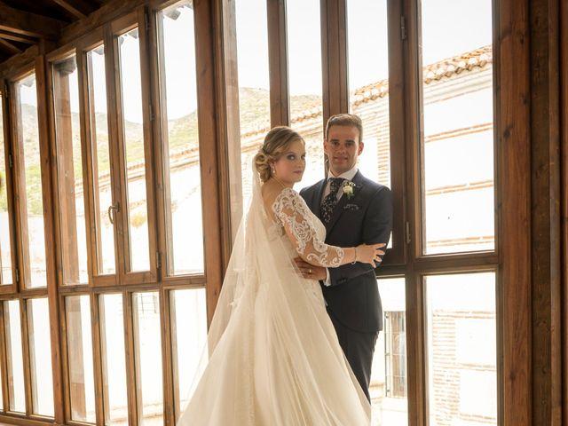 La boda de Manuel y Ana en Molvizar, Granada 22