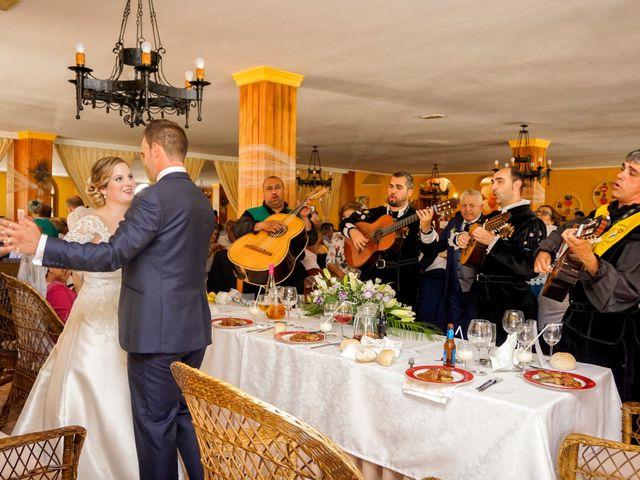 La boda de Manuel y Ana en Molvizar, Granada 24