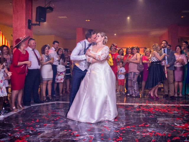 La boda de Manuel y Ana en Molvizar, Granada 27