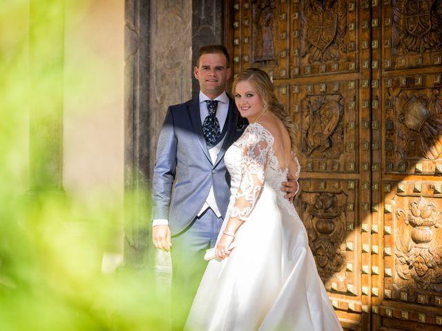 La boda de Manuel y Ana en Molvizar, Granada 28
