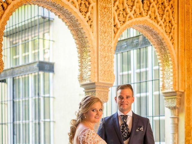 La boda de Manuel y Ana en Molvizar, Granada 29