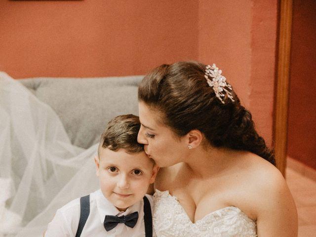 La boda de Aythami y Elizabeth en Guimar, Santa Cruz de Tenerife 30