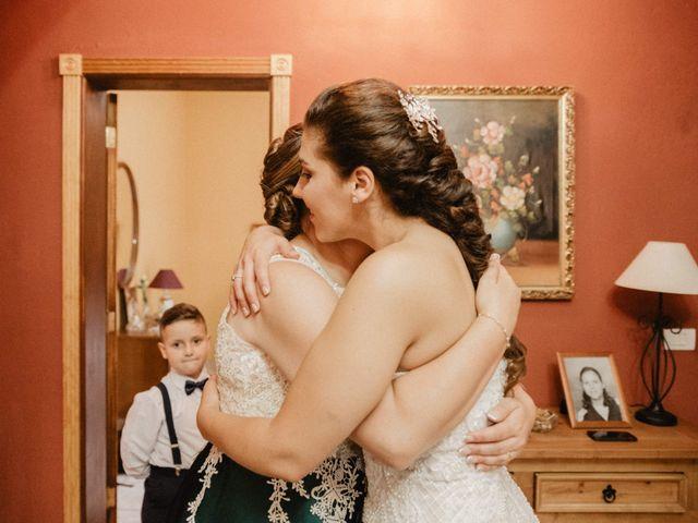 La boda de Aythami y Elizabeth en Guimar, Santa Cruz de Tenerife 31