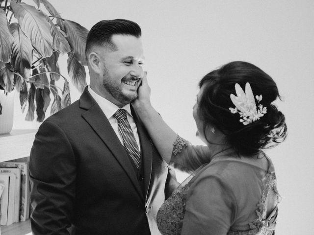 La boda de Aythami y Elizabeth en Guimar, Santa Cruz de Tenerife 46