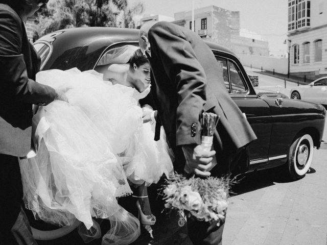 La boda de Aythami y Elizabeth en Guimar, Santa Cruz de Tenerife 54