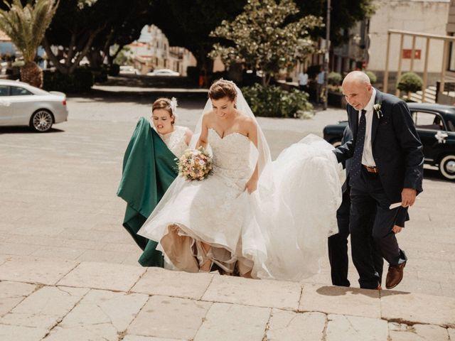 La boda de Aythami y Elizabeth en Guimar, Santa Cruz de Tenerife 56