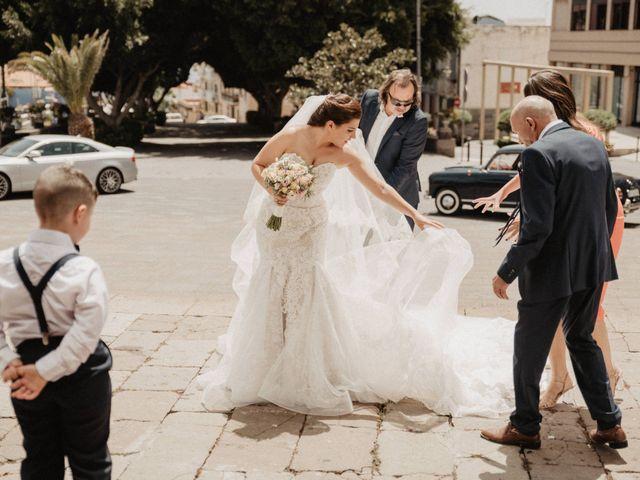 La boda de Aythami y Elizabeth en Guimar, Santa Cruz de Tenerife 57